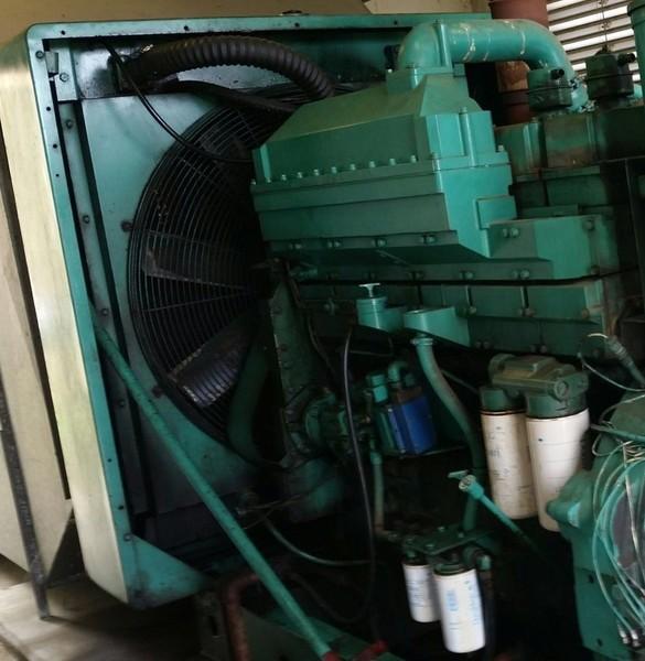 CUMMINS KTA19G1 Diesel Engine