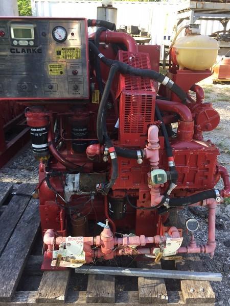 John Deere 4045L Diesel Engine