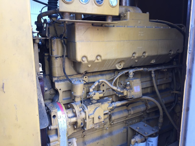 Cummins NTTA855G Diesel Engine