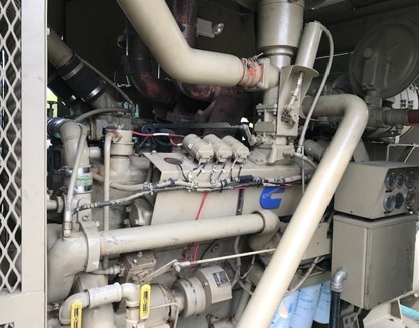 Cummins GTA 1710 Gas Engine