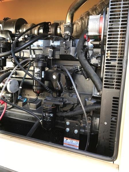 John Deere 6068 Diesel Engine
