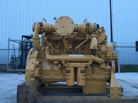 Caterpillar C18 INDUSTRIAL Diesel Engine