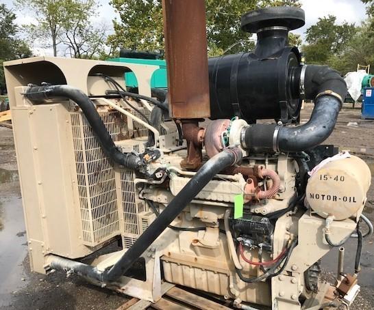 John Deere 6090L Diesel Engine
