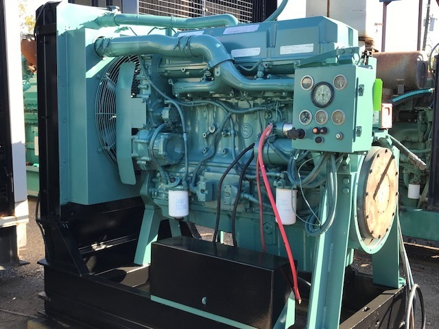 Detroit S60-14L Diesel Engine