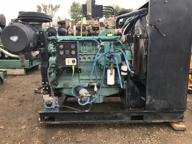 Volvo TAD721VE Diesel Engine