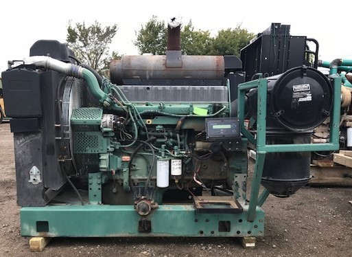 Volvo Penta TAD1250VE Diesel Engine