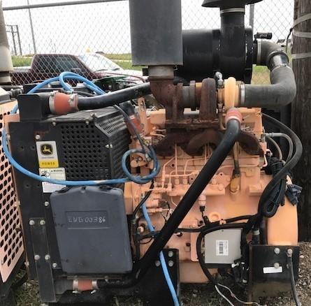 John Deere 4045H Diesel Engine
