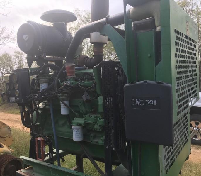 John Deere 6068H Diesel Engine