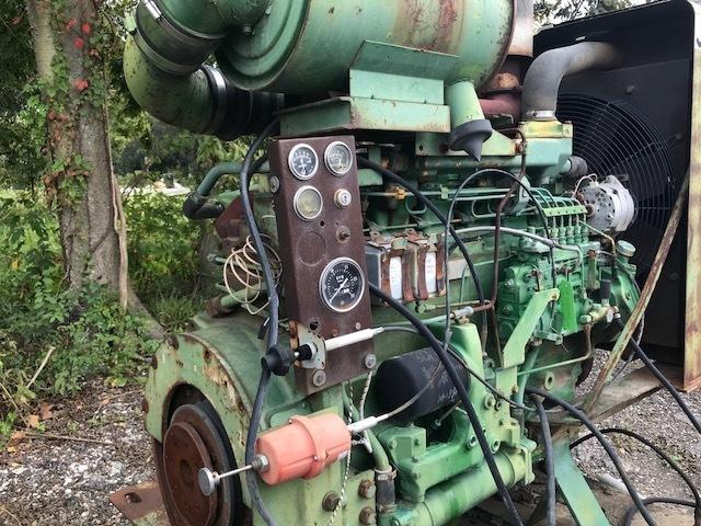 John Deere 6619AF-00 Diesel Engine