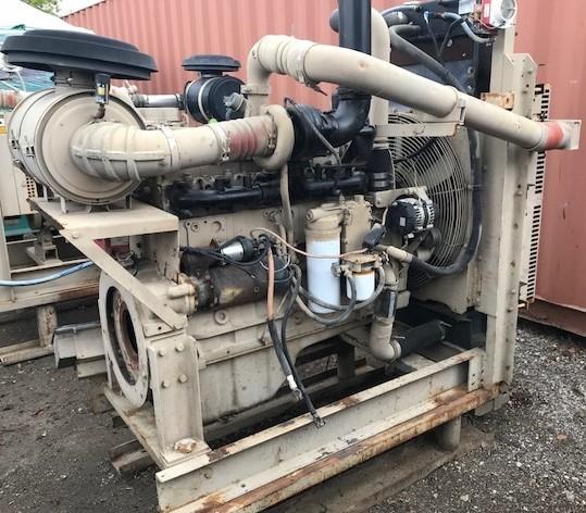 Cummins QSC8.3 Diesel Engine