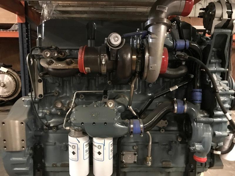 Detroit Diesel SERIES 60 Diesel Engine