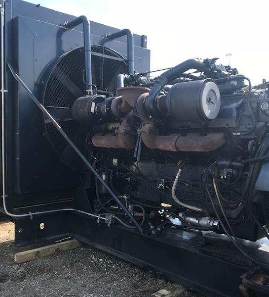 Detroit DD16149TIB Diesel Engine