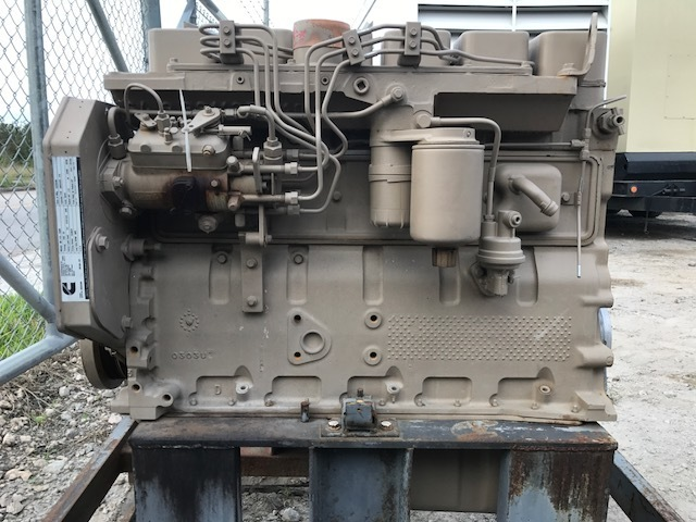 Cummins 115HP Diesel Engine