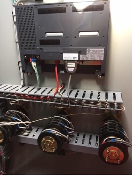 Used CATERPILLAR 820 KW Natural Gas Generator