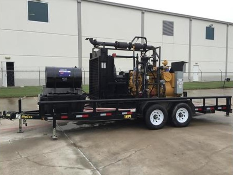 Used CATERPILLAR G3306TA Natural Gas Generator