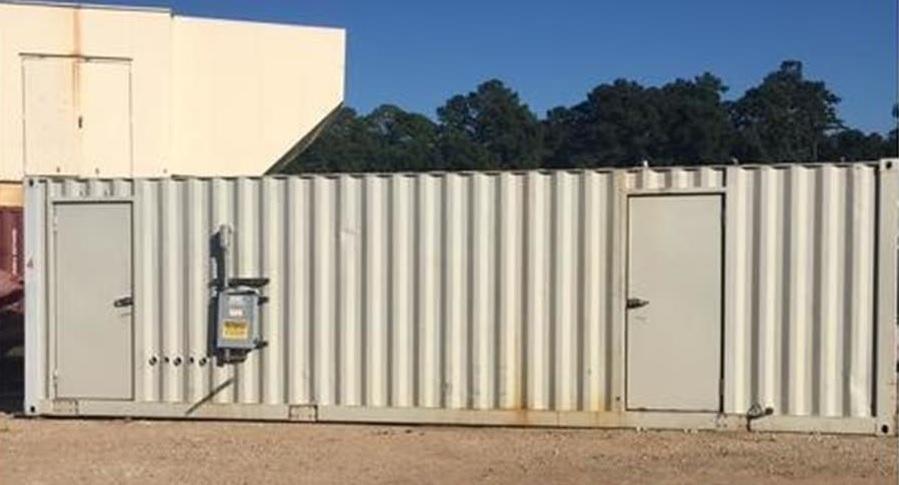 Used CATERPILLAR 820KW Natural Gas Generator