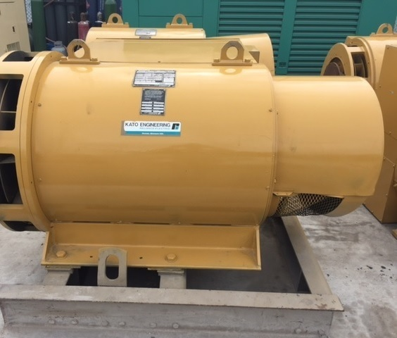 Used KATO 600 KW Generator End