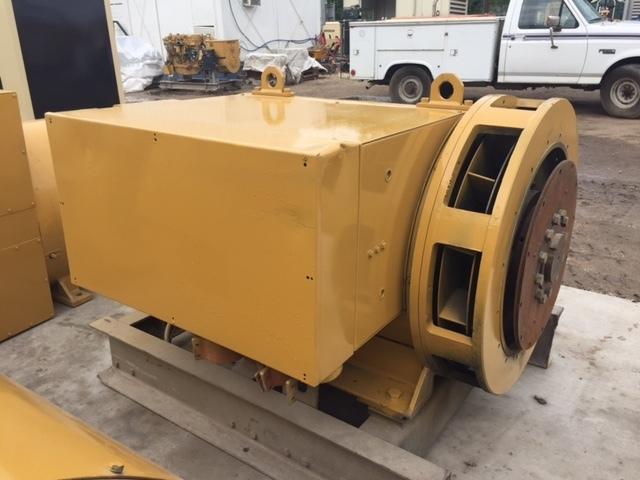 Used KATO 600 KW Generator End