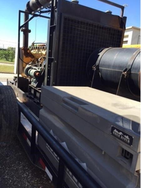 Used CATERPILLAR G3306TA Natural Gas Generator