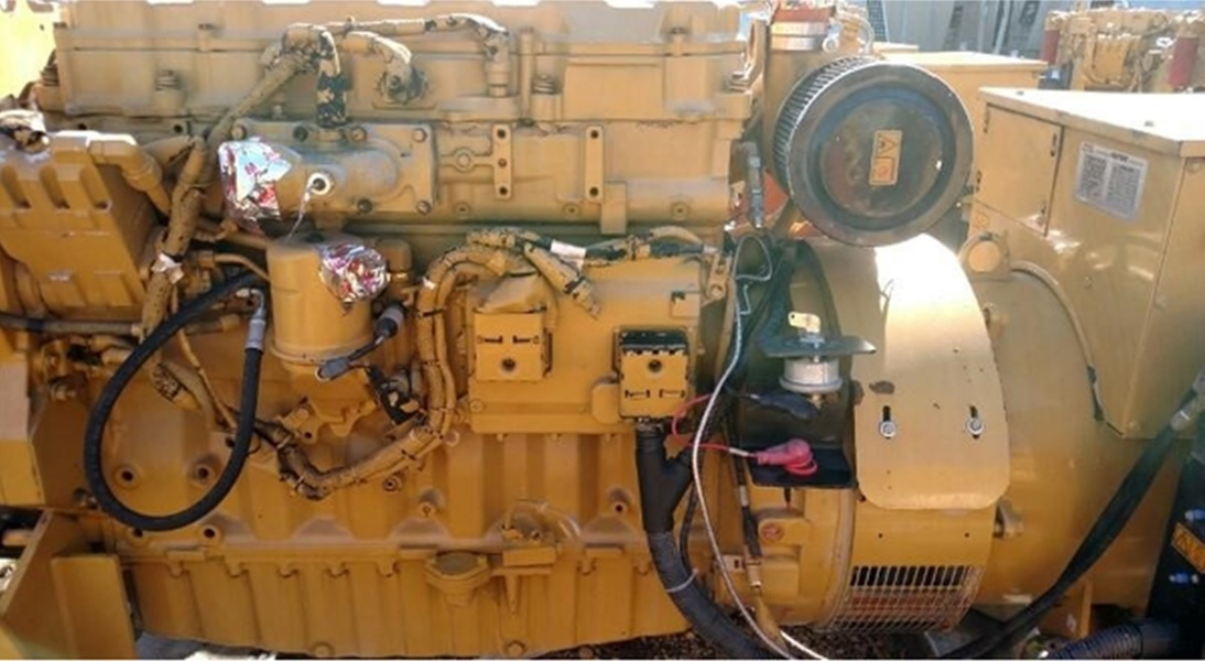 Used CATERPILLAR C9 Diesel Generator