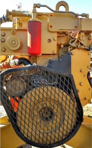Used CATERPILLAR C9 Diesel Generator