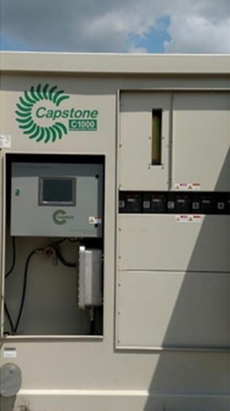 CAPSTONE C1000 Natural Gas Generator