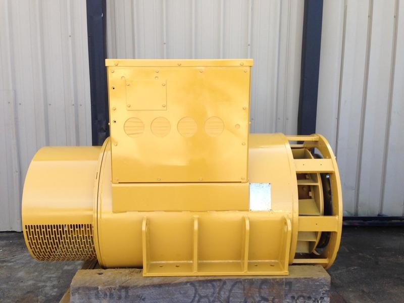 Reman Kato 800KW Generator End