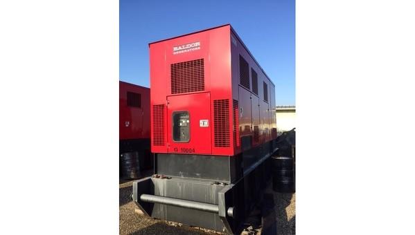 Used 1 Yr Factory Warranty BALDOR TS500 Diesel Generator