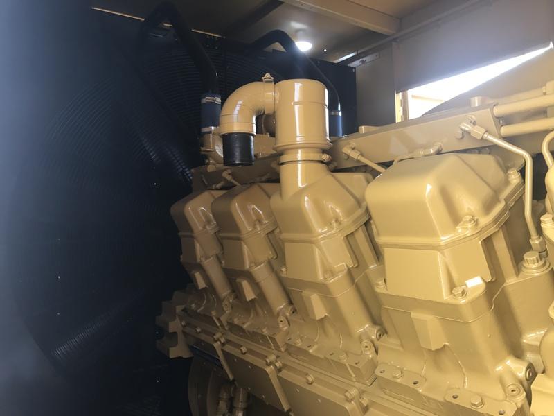 Caterpillar 1100KW Diesel Generator