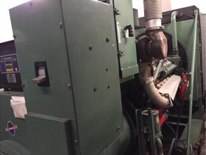 Stewart & Stevenson 400KW Diesel Generator