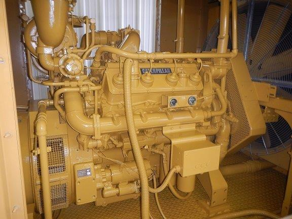 Caterpillar 300KW G3408TA Natural Gas Generator