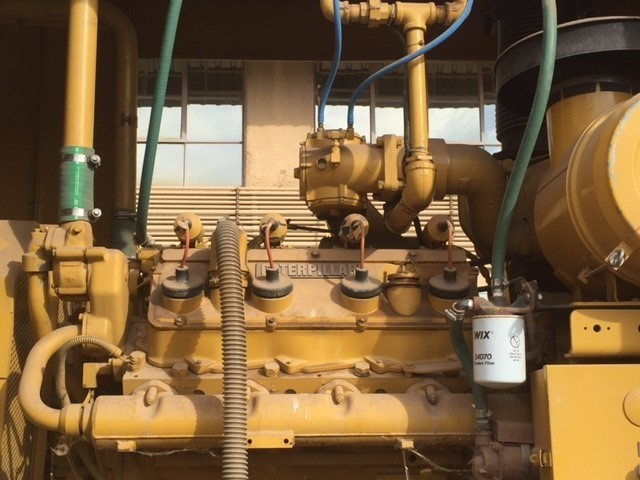 Caterpillar 300KW Natural Gas Generator