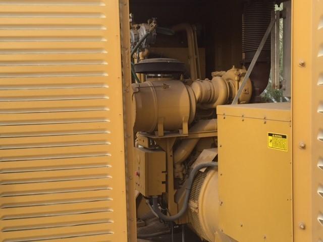 Caterpillar 300KW G3408TA Natural Gas Generator