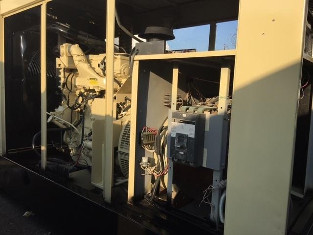 Kohler 180KW Natural Gas Generator
