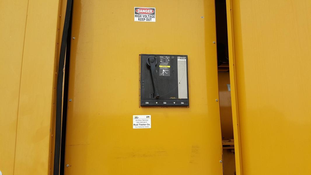 Caterpillar 600KW Diesel Generator