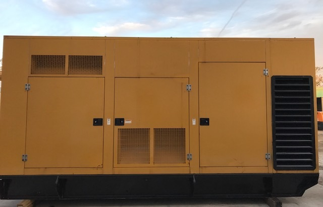 Caterpillar 600KW D3412DITTA Diesel Generator