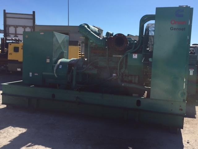 Cummins 450 KW Diesel Generator