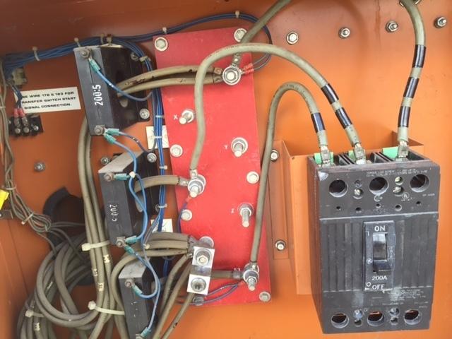 Generac 50 KW Diesel Generator