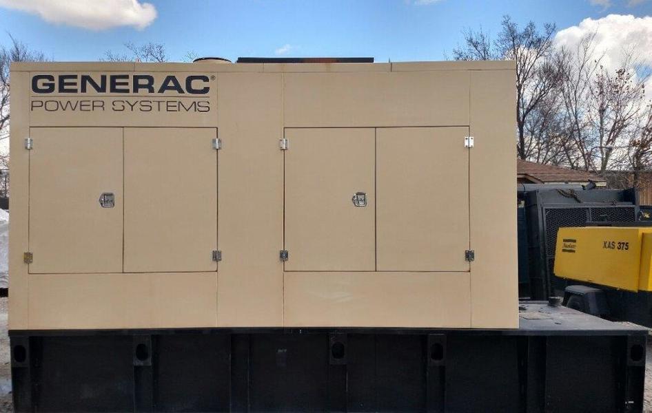 Generac 600KW Diesel Generator