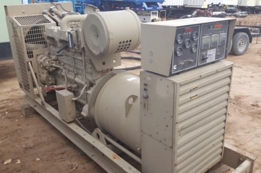 Cummins 230KW Diesel Generator