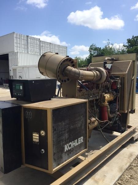 Kohler 230KW Diesel Generator