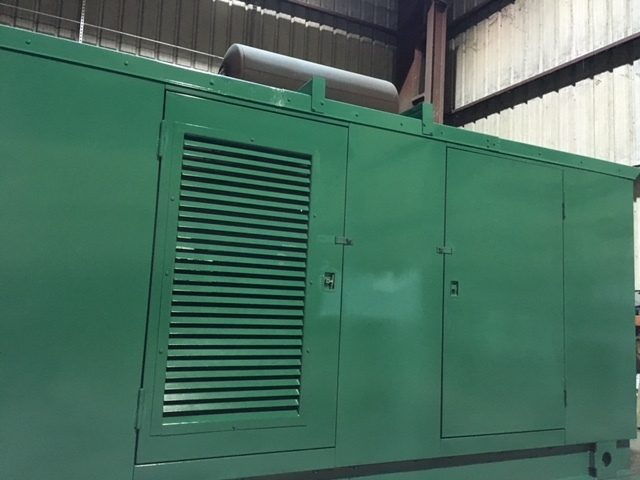 Cummins 500KW Natural Gas Generator