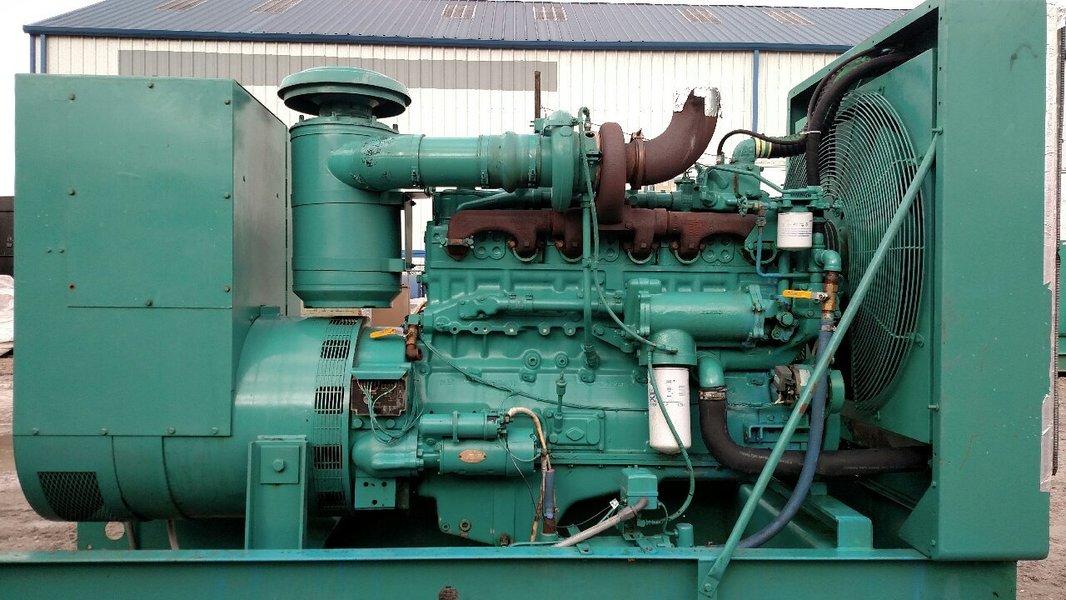 Cummins Onan 250KW Diesel Generator