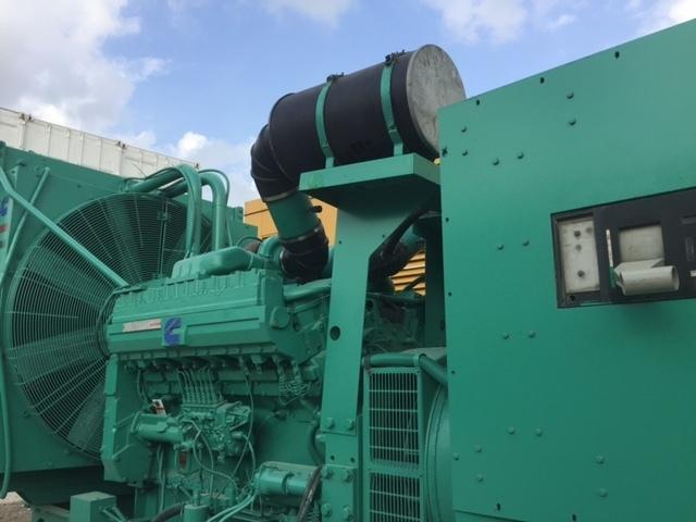 Cummins 800KW Diesel Generator