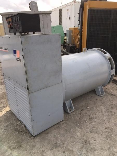 Marathon 800KW Generator End
