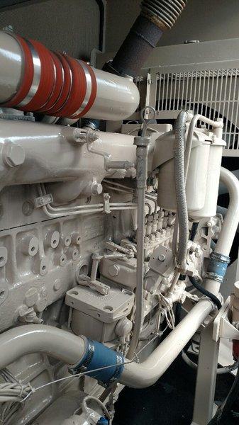 Iveco 200KW Diesel Generator