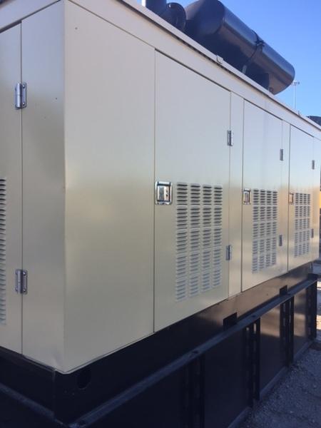 Generac 250KW Diesel Generator