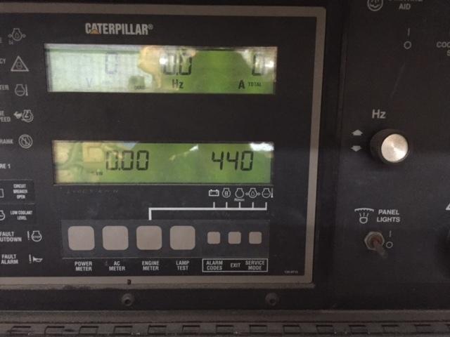 Caterpillar 400KW Diesel Generator