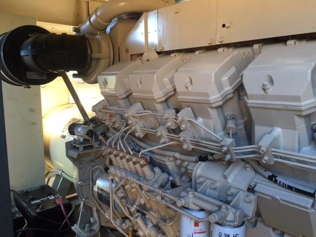 Mitsubishi 1250KW Diesel Generator