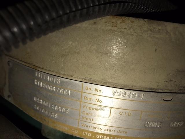 Cummins 1000KW Diesel Generator